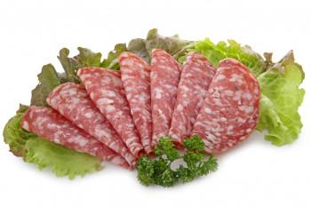 Rosette pur porc