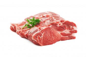 Echine de porc ( grillade )